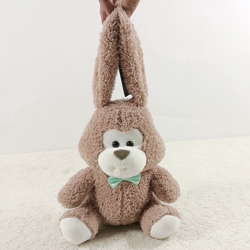 Lovely Kids Long Ear Rabbit Plush Doll Toys Stuffed Animal Baby Sleeping Doll Girls Big Eyes Bunny For Children Birthday Gifts (4)