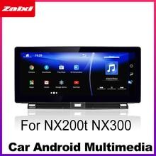 Car Android Radio GPS Multimedia player For Lexus NX 200t NX 300 2014~2016 stereo HD Screen Navigation Navi Media все цены