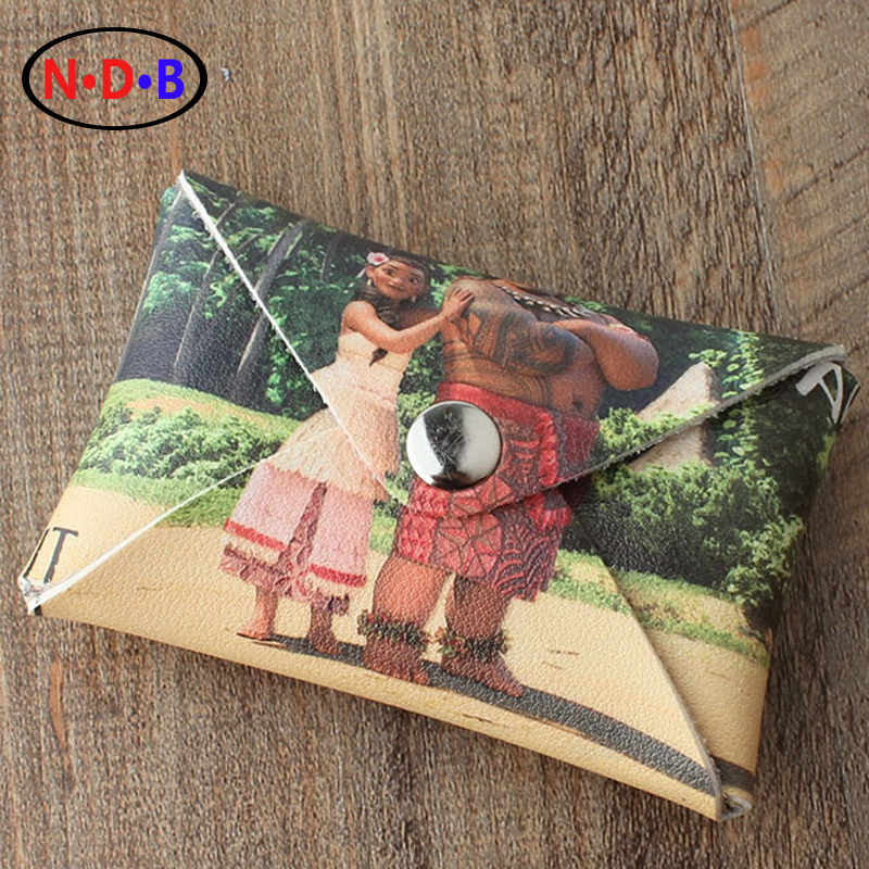(Coin Purses)Cartoon wallet Touhey chiefs and Xena zero wallet card package students tide LQB1047