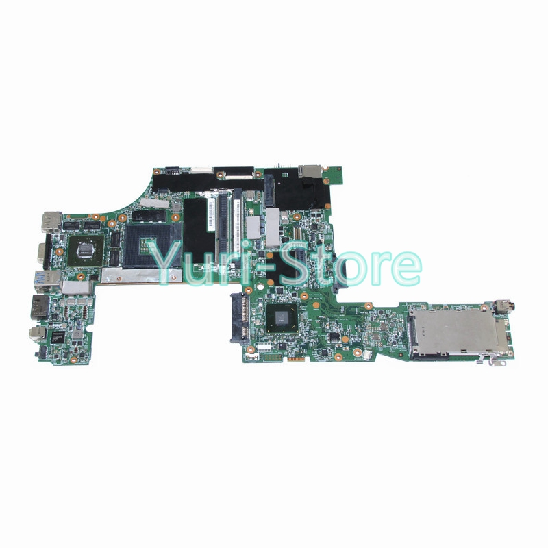 NOKOTION 48.4KE36.021 For Lenovo ThinkPad W520 Laptop 04W2030 04W2028 Main board QM67 DDR3 Q1 Quadro 1000M fru 63y1896 for lenovo thinkpad w510 laptop motherboard qm67 ddr3 nvidia quadro fx 880m 15 6 inch