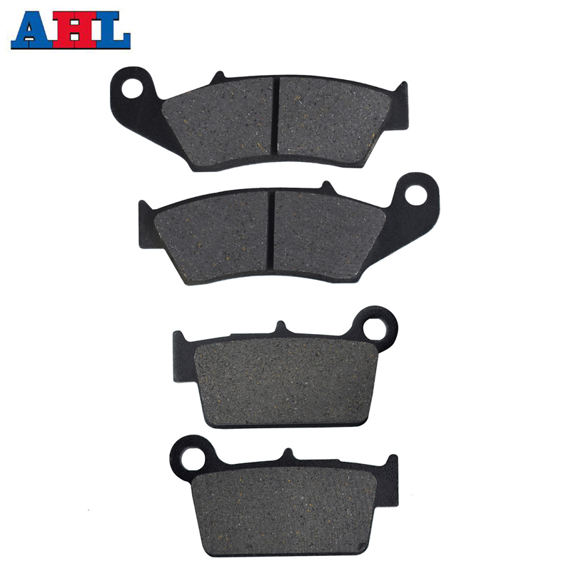 Front Rear Brake Pads For KTM EXC-F250 Sixdays 2006 2007 2008 2009 2010-2016