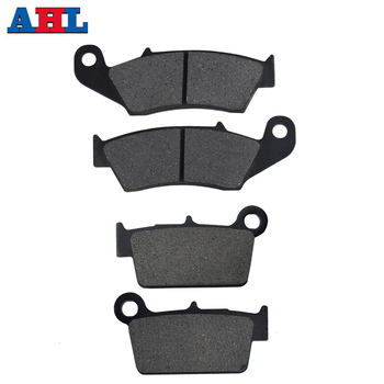 Motorcycle Front Rear Brake Pads Discs For YAMAHA YZ125 YZ250 R S T W V 2T 2003-2007 YZ250F WR250F WR250R WR250X YZ450F WR450F 4 directions cnc foldable pivot brake lever for yamaha yz125 yz250 yz250f yz450f yz426f yz250fx motocross supermoto dirt bike
