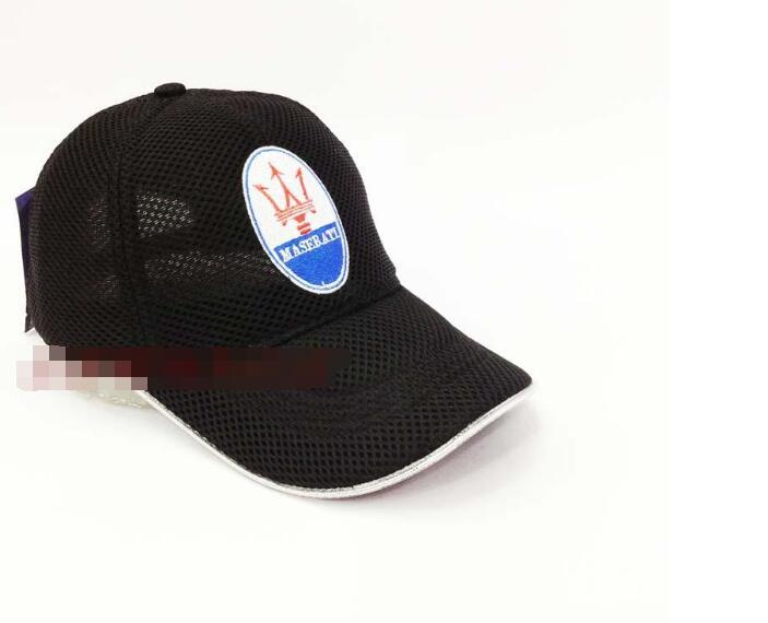 4022789df92 for men and women maserati baseball cap motorcycle embroidery nissan caps  casual hats-in Baseball Caps from Apparel Accessories on Aliexpress.com