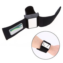 Súper Adsorción Fuerte Pulsera Magnética Portátil Piezas Pequeñas Herramientas para la Fijación de Tornillos De Madera de Trabajo