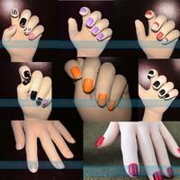 Luxurious Customized Kigurumi Nails Service For Kigurumi Skin Zentai With Nail Art