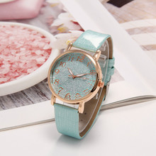 Fashion Watches Retro pointer dial Quartz Women Simple Leather Strap Men Casual Analog Elegant WristWatch Relogio Feminino Watch