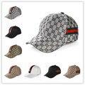 Мода Весна Лето Шапки Шляпы для Женщин Мужчины Спорта На Открытом Воздухе Бейсболка Высокое Качество Регулируемый Козырек Шапки