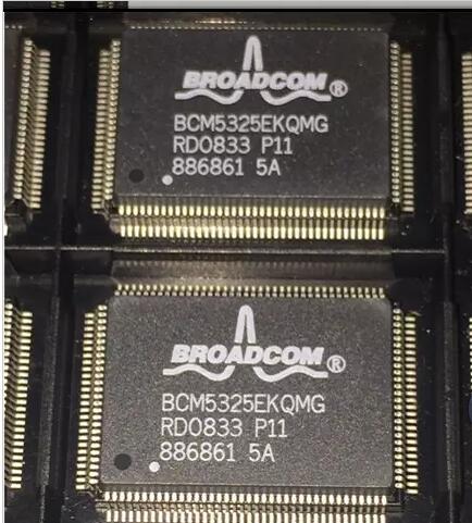10pcs/lot  BCM5325EKQMG10pcs/lot  BCM5325EKQMG
