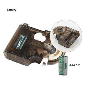 Image 3 - Automatische Draagbar herramienta portátil para anzuelo de pesca eléctrica, herramienta para anudar anzuelos de pesca rápidos, dispositivo de atado de línea, aparejos de máquina