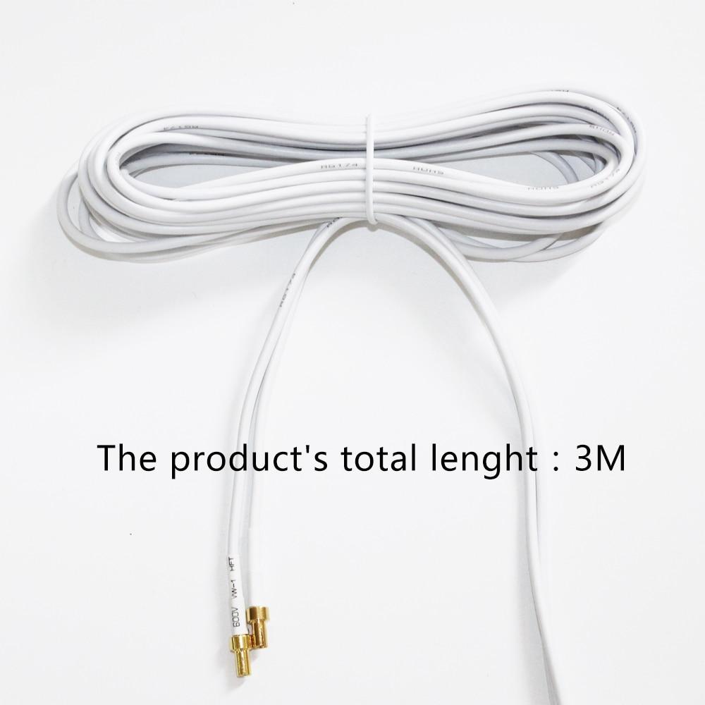Dlenp 3M Кабель 3g 4 аппарат не привязан к оператору сотовой связи Антенна внешняя антенна для Huawei ZTE 4 аппарат не привязан к оператору сотовой