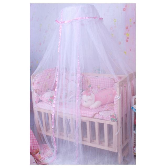 Baby Mosquito Net Canopy Netting Toddler Crib Bed Cot Nursery Drape Dome  sc 1 st  AliExpress.com & Baby Mosquito Net Canopy Netting Toddler Crib Bed Cot Nursery ...