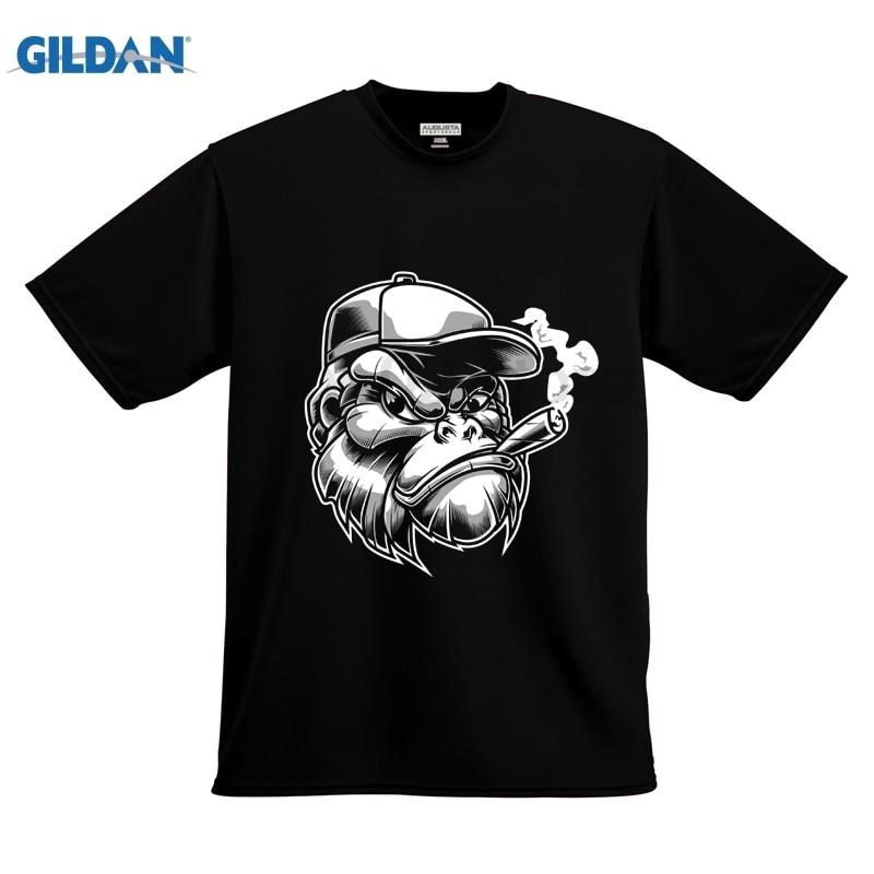 GILDAN Funky Gorilla    men's T-shirt