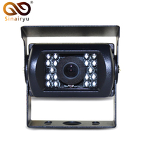 Sinairyu IR Nightvision Waterproof Truck Bus Car Rear View Camera Truck & Bus Parking Assistance Video System