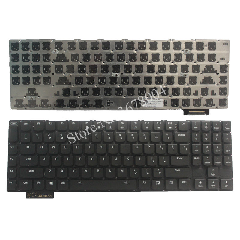 NEW!!! English FOR Lenovo Gaming Y900 Keyboard Backlit US No Frame бутсы nike mercurial victory fg