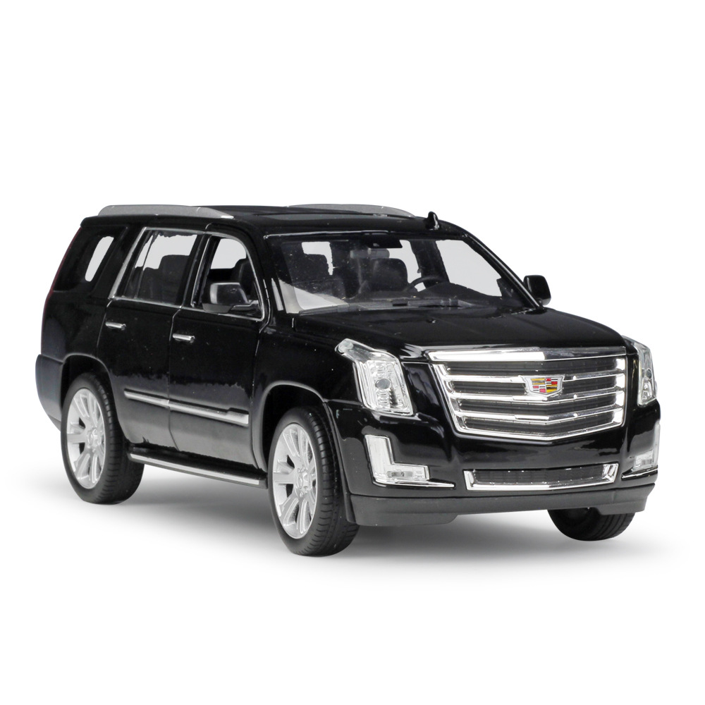 New 118 Diecast Model For Gm Cadillac Xt5 Suv White Alloy Toy Car Cts6 Welly 124 Escalade 2017
