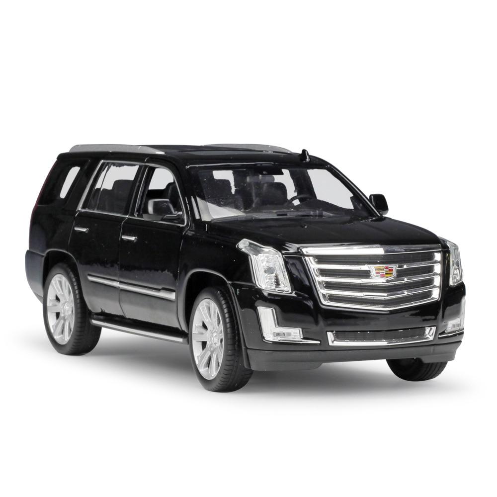 Welly 1:24 Cadillac Escalade 2017 Diecast Alloy Model Car