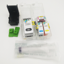 vilaxh PG440 CL441 Smart Cartridge Refill kit For Canon PG-440 CL-441 PG 440 For Canon Pixma MP280 MP480 MP240 MP250 MP260 MP270 luocai compatible ink cartridges for canon pg 440 cl 441 pg 440 pixma mg2180 mg3180 mg4180 mg4280 mx378 printers pg440 cl441 xl