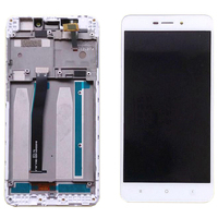 LCD Display Touch Screen Digitizer Assembly With Frame Repair Replacement Parts For 5 0 Xiaomi Redmi