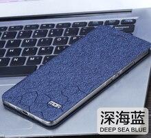 Оригинал MOFI Для Huawei Honor 8 Случае 5.2 дюймов Роскошные Флип Кожаный Чехол Подставка Для Huawei Honor 8