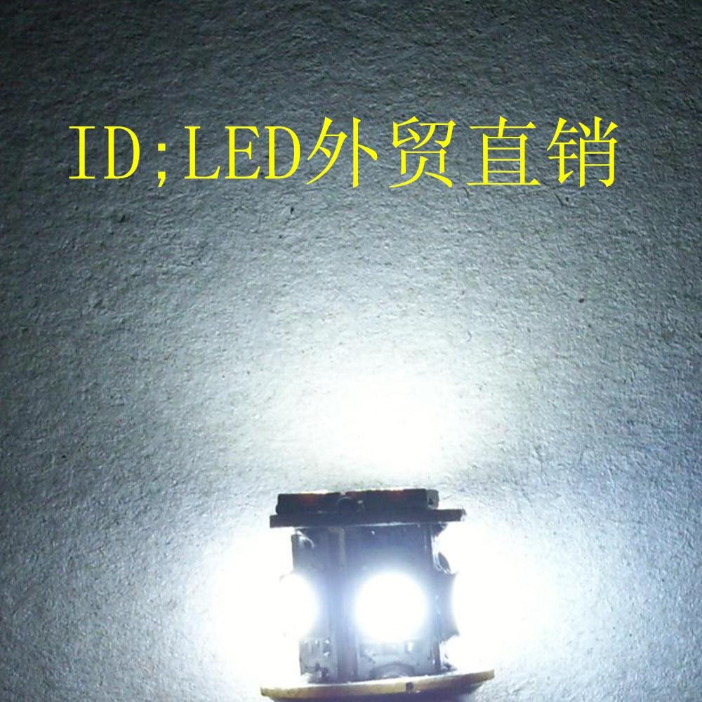 Купить с кэшбэком 18V 24V 30V E12 LED screw port bulb 12V screw port indicator light lift lamp B15 light bulb