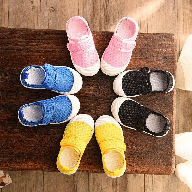 Buty dla dzieci ARISONBELAE Siatkowe trampki Chłopcy i dziewczęta - Obuwie dziecięce - Zdjęcie 2