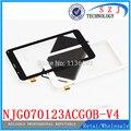 """Оригинал 7 """"дюйма для Cube U51gt talk7x Tablet NJG070123ACGOB-V4 сенсорный экран панели Планшета Стекло Датчик Бесплатная Доставка"""