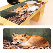 Mairuige Animal Fox 700x300mm Pad To Mouse Notbook Computer Mousepad High-end Ga