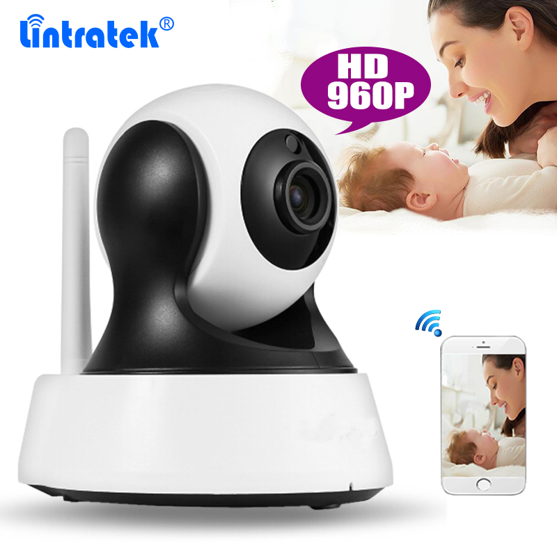 Wireless CCTV Security HD 960P Wifi IP Camera P2P Pan/Tilt Motion Detection Video Baby Monitor 2 Way Audio and IR Night Vision