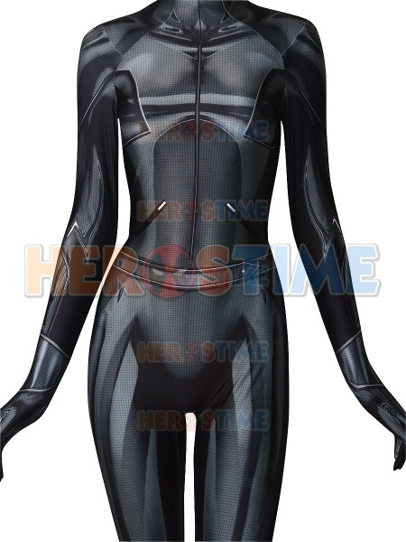 Cat Noir Cosplay Costume Ladybug Spandex 3D Print Halloween Party Zentai Suit Lycra Spandex Bodysuit Custom