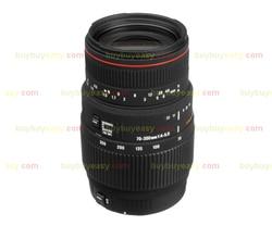 Sigma 70-300mm F4-5.6 DG MACRO APO Lens For Canon 1300D 700D 750D 760D 800D 60D 70D 80D T3 T3i T5i T6