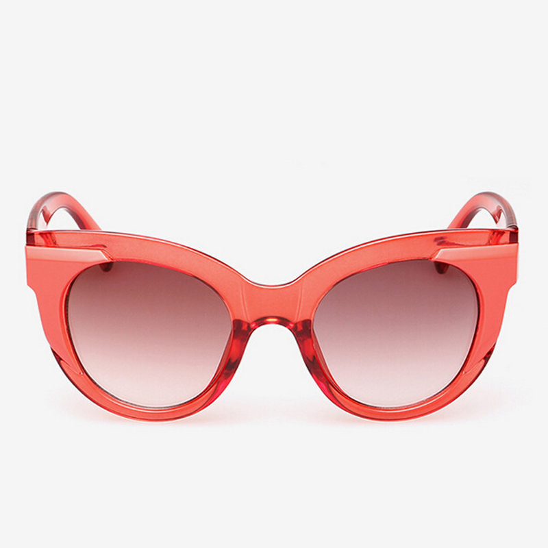 9a86a60f0 2015 Hot Selling Brand Fashion Cat Eye Sunglasses Women Most Popular  Vintage UV400 High Quality Sun Glasses de sol-in Sunglasses from Apparel  Accessories on ...