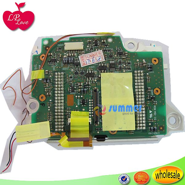 Precise Original 1000d Motherboard For Canon 1000d Mainboard 1000d Main Board Repair Parts Free Shipping Making Things Convenient For Customers Camera Lcd Screen