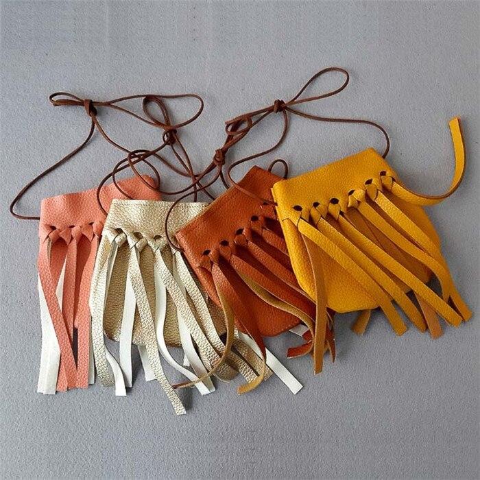 meninas bolsas borla Material : Fabrics