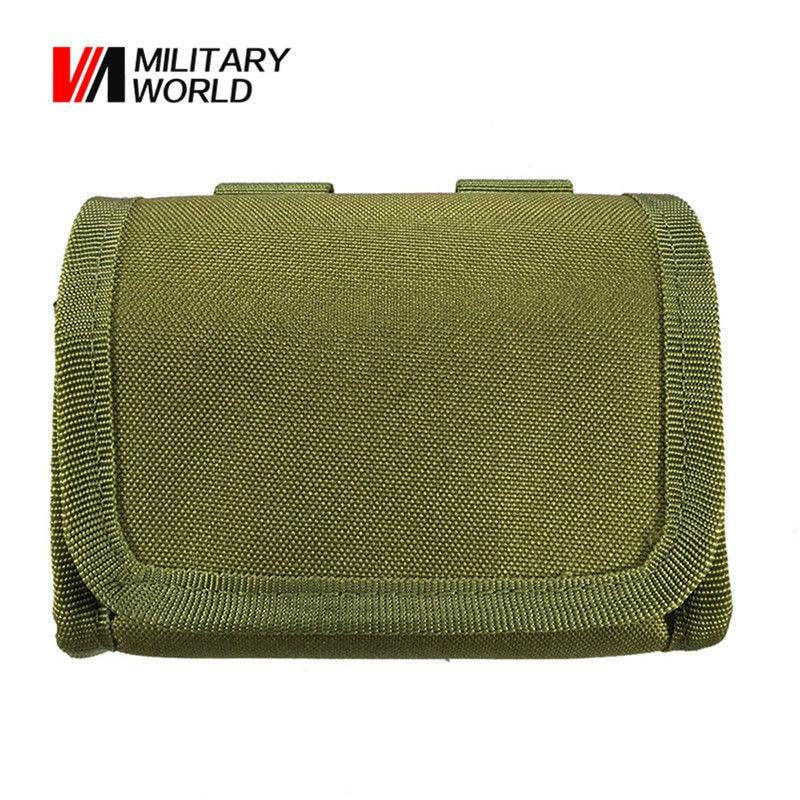 ᗐMundo militar Tactical Rifle Munición Titular Portador Bolsa de ...