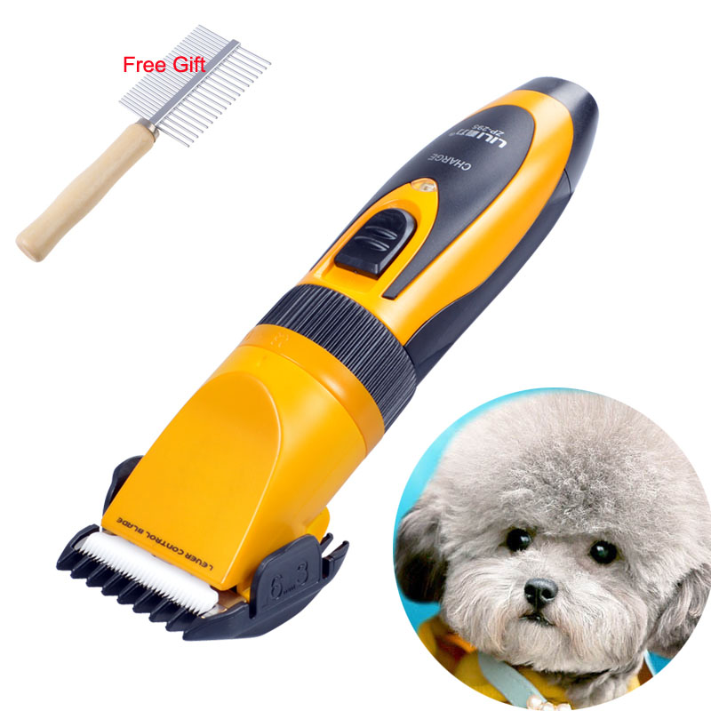 Dog Grooming Clippers Battery Operated