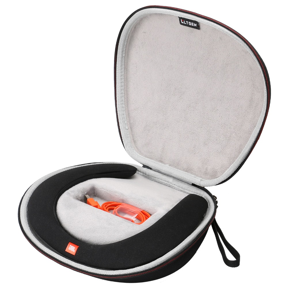 LTGEM EVA Hard Case for JBL Soundgear Speaker - Travel Protective Carrying Storage BagLTGEM EVA Hard Case for JBL Soundgear Speaker - Travel Protective Carrying Storage Bag
