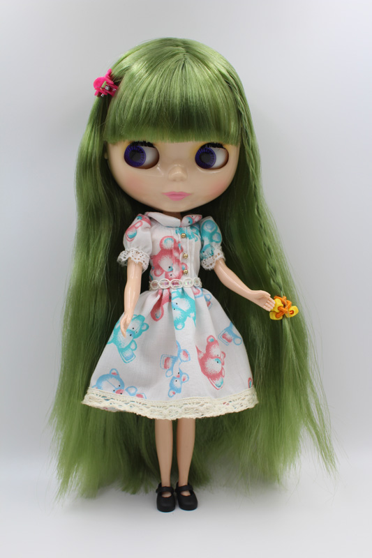 Free Shipping Top discount 4 COLORS BIG EYES DIY Nude Blyth Doll item NO. 289 Doll limited gift special price cheap offer toy hui ren tang wild flower nigatake shiraia simplxs carefully selected big shiraia 500 grams shipping special offer