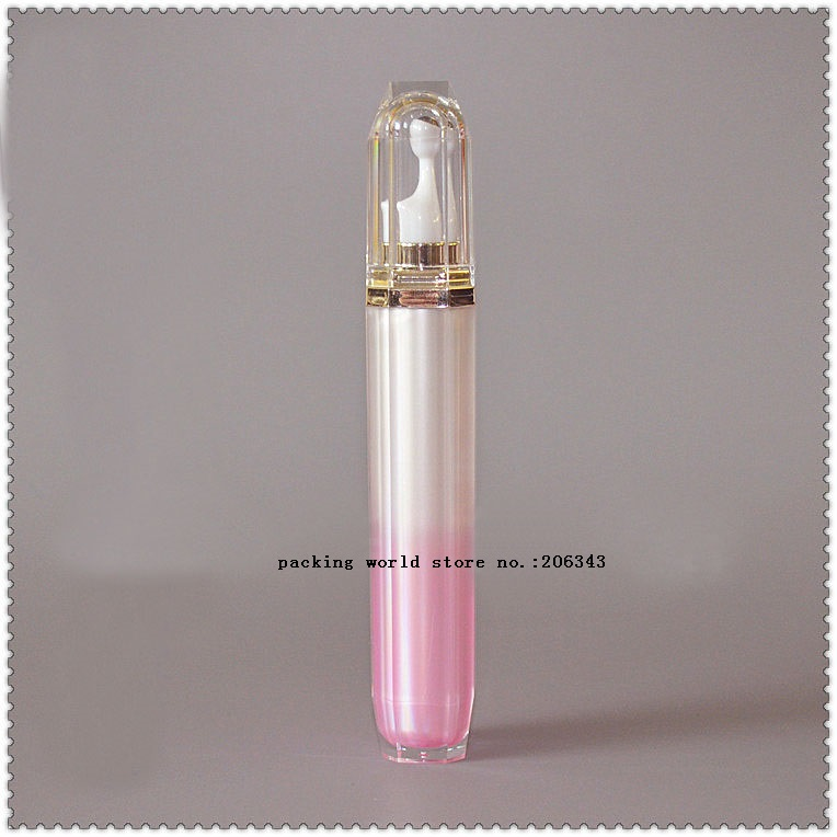 20ML frew colors  acrylic  roll on bottle for eye serum/essence/lotion/whitening /eye massage/skin care Cosmetic Packaging