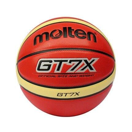 original molten basketball ball gt7x gt5x NEW Brand High Quality Genuine Molten PU Material Official Size7/size5/size6Basketball