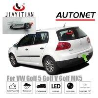 JiaYiTian Car rear view camera For Volkswagen VW Golf 5 Golf V Golf MK5 CCD backup Camera/Night Vision/CCD/License Plate camera