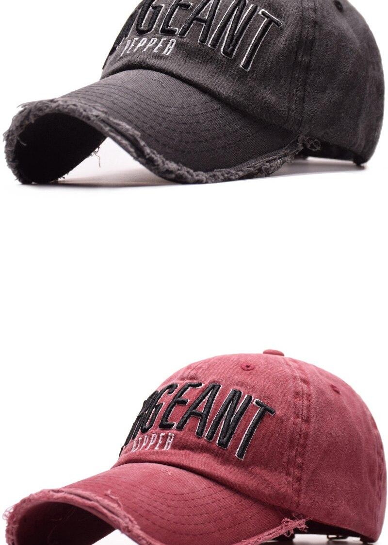 新款棒球帽_水洗破洞棒球帽-sergeant刺绣时尚男女鸭舌帽-现货---阿里巴巴_03