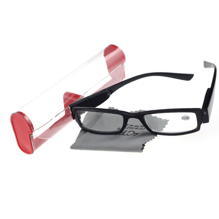 a7c08de344 SOOLALA Semi-Montura de ojo de gato gafas de lectura de los hombres y las