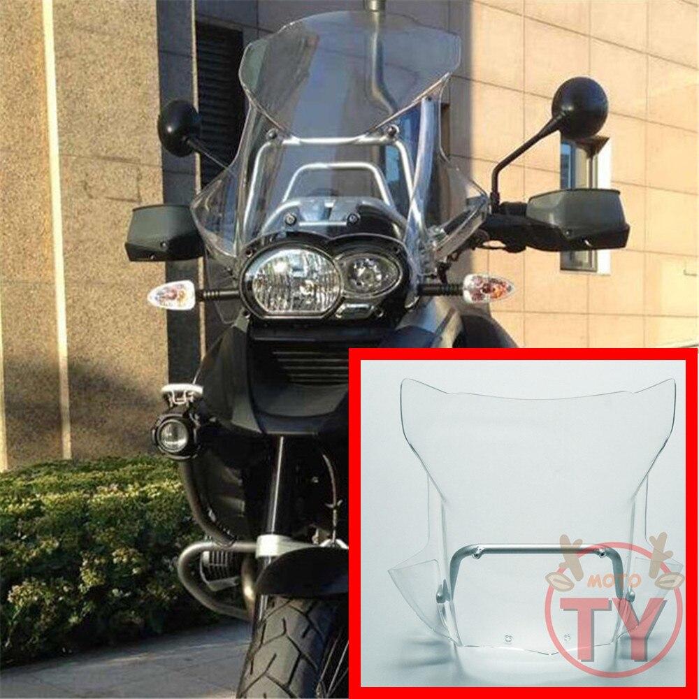 Для BMW R1200GS GS1200 R1200 GS приключение 2005 2006 2007 2008 2009 2010 2011 2012 лобовое стекло Ветер Экран s спереди Экран