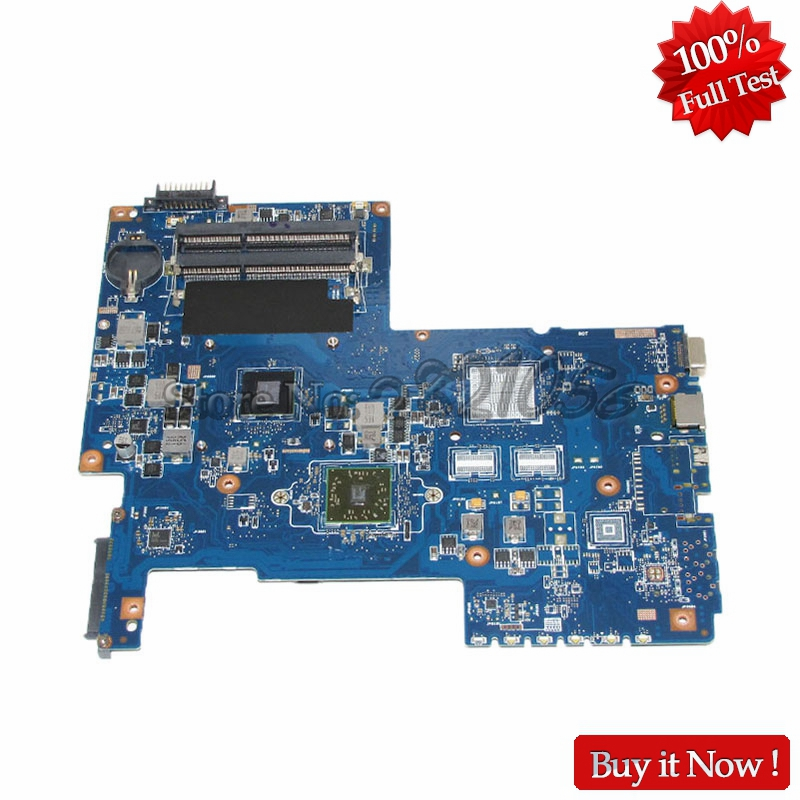 NOKOTION PN 08N1-0NG0G00 Notebook PC Main Board For Toshiba Satellite C670 C670D Laptop motherboard DDR3 hot new free shipping h000052580 laptop motherboard fit for toshiba satellite c850 l850 notebook pc video chip 7670m
