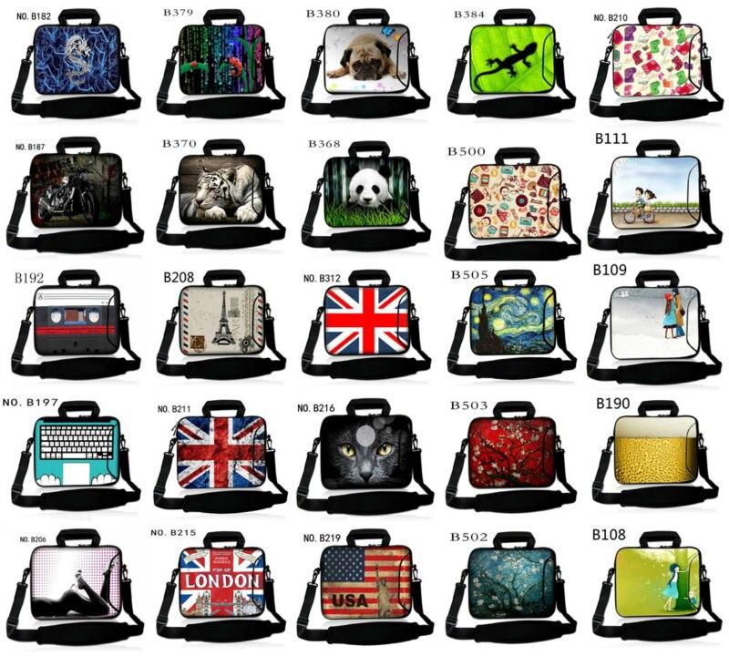 Cool 11.6 10 13 13.3 15 17 14 15.6 17.3 Laptop Shoulder Bag Cover Case For HP DELL Computer Notebook