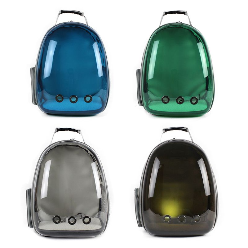2018 New Pet Dog Backpack Portable Space Capsule Bubble Pet Carrier Waterproof Backpack for Cat Small Dog Pet Products2018 New Pet Dog Backpack Portable Space Capsule Bubble Pet Carrier Waterproof Backpack for Cat Small Dog Pet Products