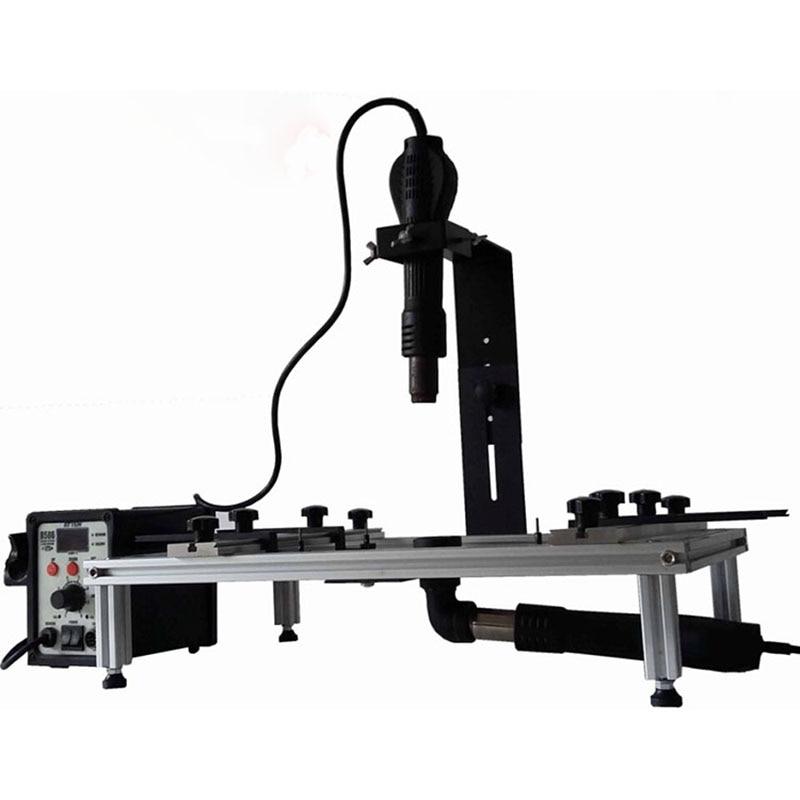 Техническое обслуживание Сварки скамейке специальный Фиксированный размер различных форм материнской платы 1 шт.