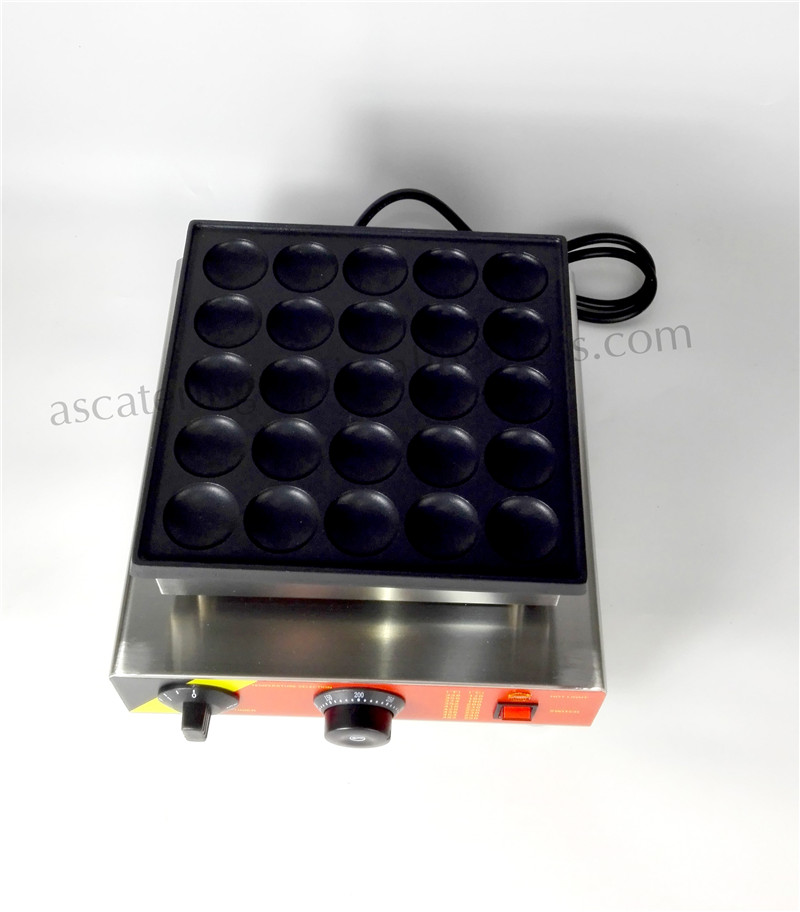 2019 Poffertjes Machine Stainless Steel Small Pancake