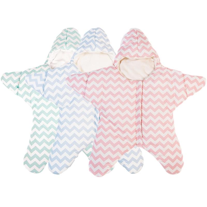 2017-Baby-sleeping-bag-star-shape-winter-warm-stroller-sleeping-bag-for-newborn-striped-cotton-baby-sleeping-bag-retail-CR082-2