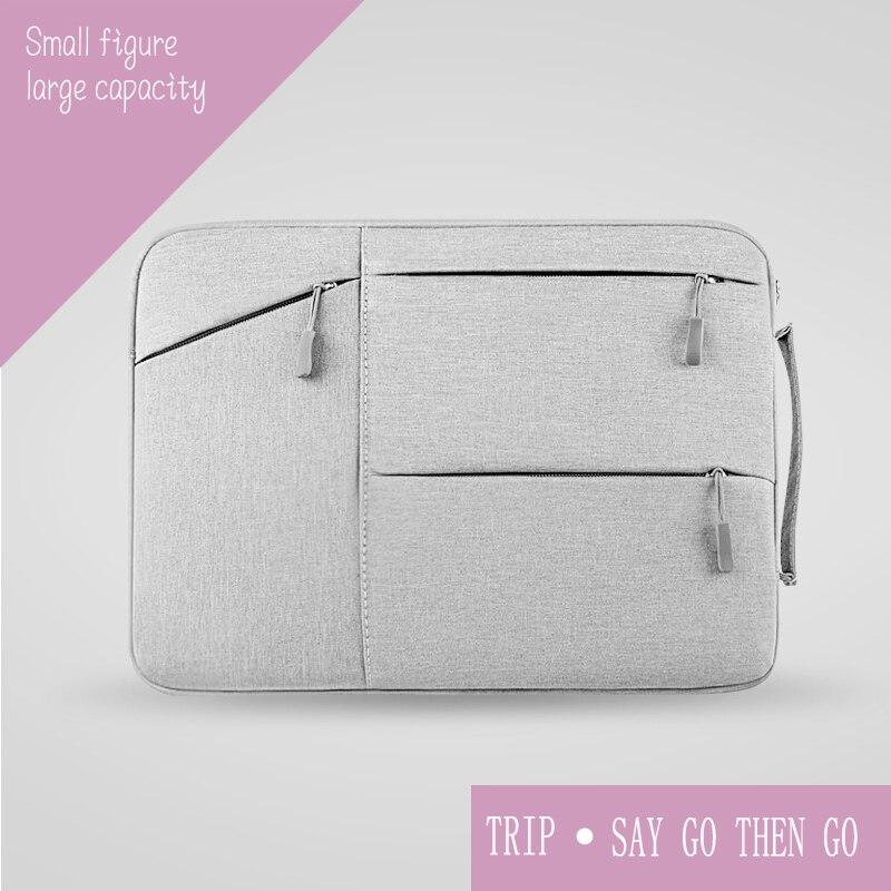 Простой и стильный падение защиты Мягкий чехол для Apple iPad сумка для ноутбука Водонепроницаемый и ударопрочный корпус внутренний мешок ...